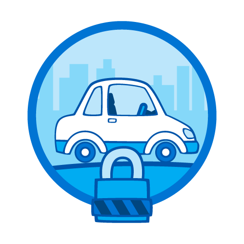 Positive secured car loan